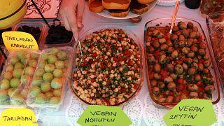 Vegan pazarı