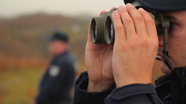 Croacia refuerza su frontera con Bosnia