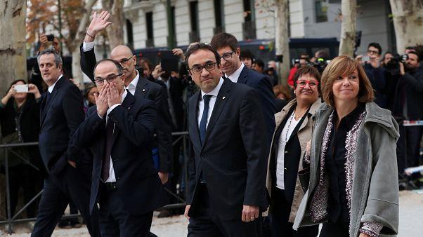 Διχάζει την ισπανική δικαιοσύνη το ύψος της ποινής των Καταλανών αποσχιστών