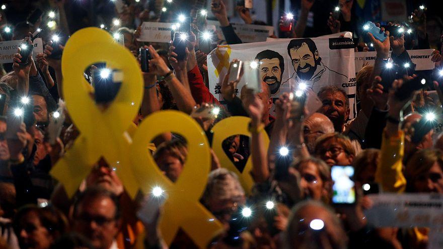 درخواست حداکثر مجازات برای یکی از رهبران استقلال طلب منطقه کاتالونیا