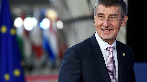 Cseh nem az ENSZ migrációs paktumra