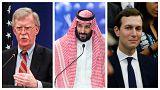 """Khashoggi descrito como """"perigoso islamista""""?"""
