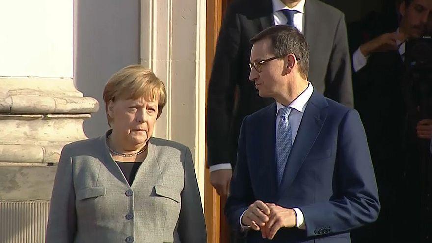 Im Schatten von Reparationsforderungen: Deutsch-polnische Regierungskonsultationen