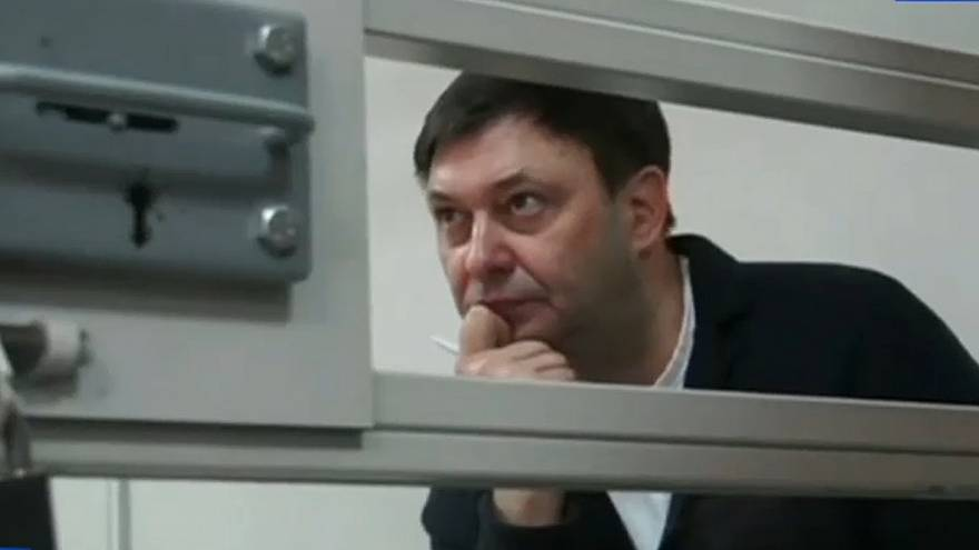 Акция в поддержку Кирилла Вышинского