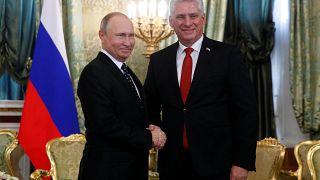 ¿Cuba y Rusia quieren reanudar el romance que mantuvieron durante la guerra fría?