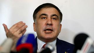 I want to clear my name and return to Georgia, Saakashvili tells Euronews in exclusive interview