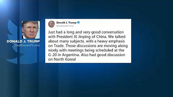 Märkte jubeln - USA und China blasen Handelskrieg ab