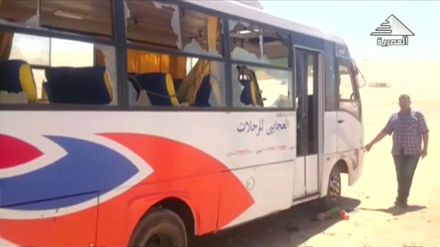 Нападение на христиан в Египте