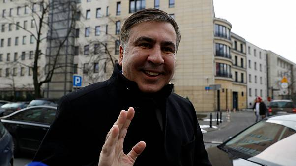 Mikheil Saakashvili speaks to Euronews: interview transcript