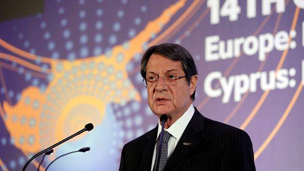 Αναστασιάδης: Ενεργειακή συνεργασία με την Τουρκία αν λυθεί το Κυπριακό