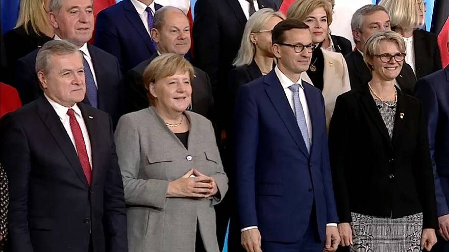 Берлин - за пакт ООН, Варшава - против