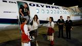 Direct flights resume between FYR Macedonia and Greece