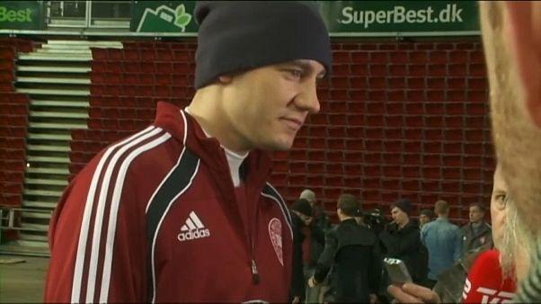 Elítélték a dán labdarúgót