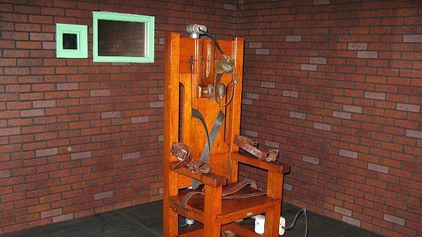 İdam mahkumunun son isteği elektrikli sandalye oldu