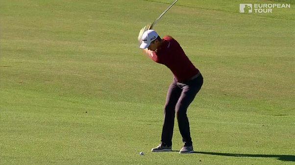 Golf, Turkish Open: dopo due giri, al comando Justin Rose