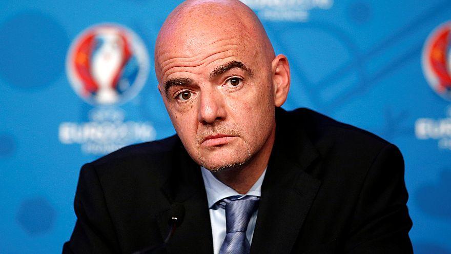 Громкий скандал в футболе: замешаны Саркози и Инфантино