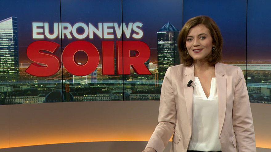 Euronews Soir : l'actualité du 2 novembre