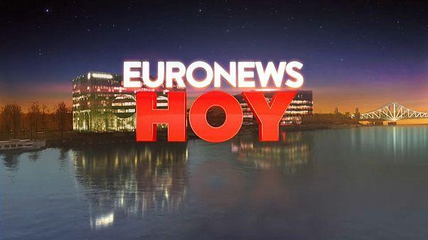 Euronews Hoy: May se aferra al acuerdo del Brexit