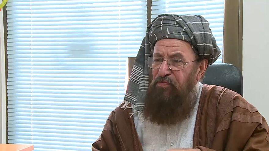 """مقتل """"أبو طالبان"""" الملا سامي الحق في باكستان"""