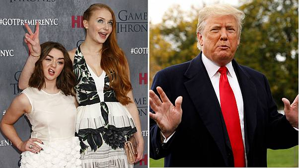 'Game of Thrones' stars, network react to Trump's 'sanctions are coming' tweet