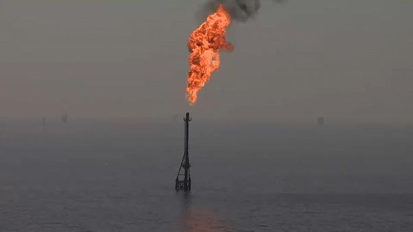 Ölproduktion im Iran