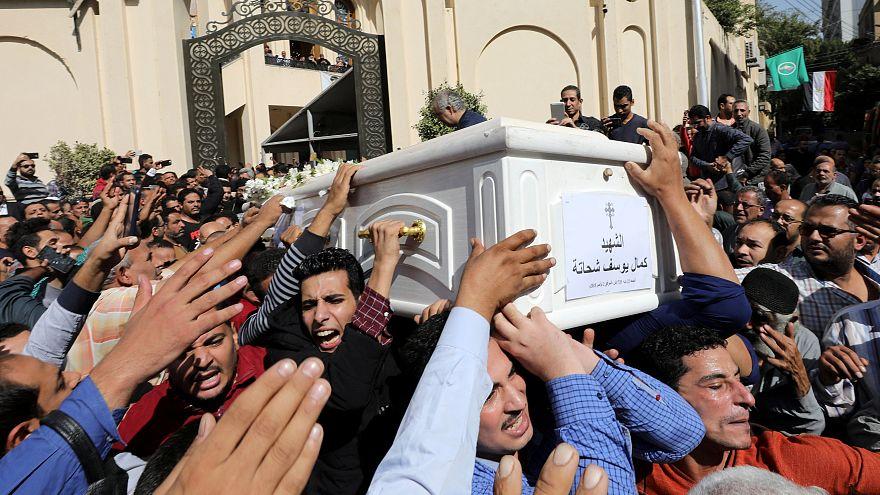 Nach Anschlag: Trauer um koptische Pilger