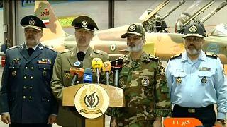 İran milli savaş uçağı Kevser'in seri üretimine geçti