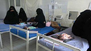 أكثر من 20 ألف نازح جديد شمال اليمن بسبب القتال وسط تردي الوضع الصحي والإنساني