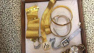 Altın hesaplarında rekor: Yılbaşından bu yana 20 ton arttı