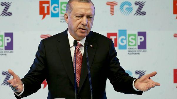 Cumhurbaşkanı Erdoğan: Andımız, ezanı Türkçe okutmak isteyenlerin metnidir