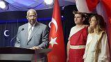 Uganda Büyükelçisi Yavuzalp'in tartışmalı kıyafetinin sebebi