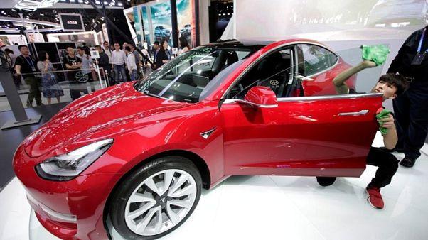 Elektrikli otomobil ilk kez 'en çok satanlar' listesinde zirvede