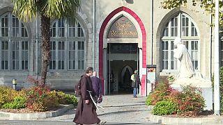 Capela da Reconciliação em Lourdes, França