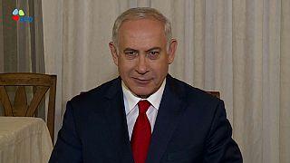 رئيس الوزراء الإسئرائيلي بنيامين نتنياهو