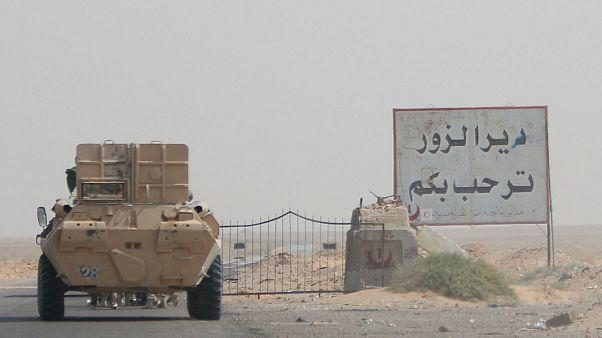 ۱۵ غیرنظامی در حملات هوایی ائتلاف بینالمللی مبارزه با داعش در شرق سوریه کشته شدند