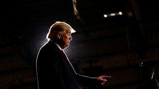 """Referendo"" a Trump entra na reta final"