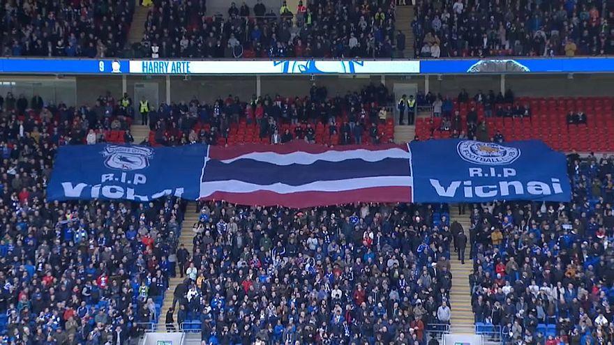 Leicester spielt erstes Spiel in Gedenken an toten Vereinsboss