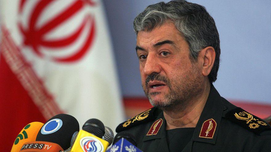 İran Devrim Muhafızları Generali Caferi: ABD açtığı savaşta mağlup olacak