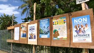 New Caledonia votes against independence from France