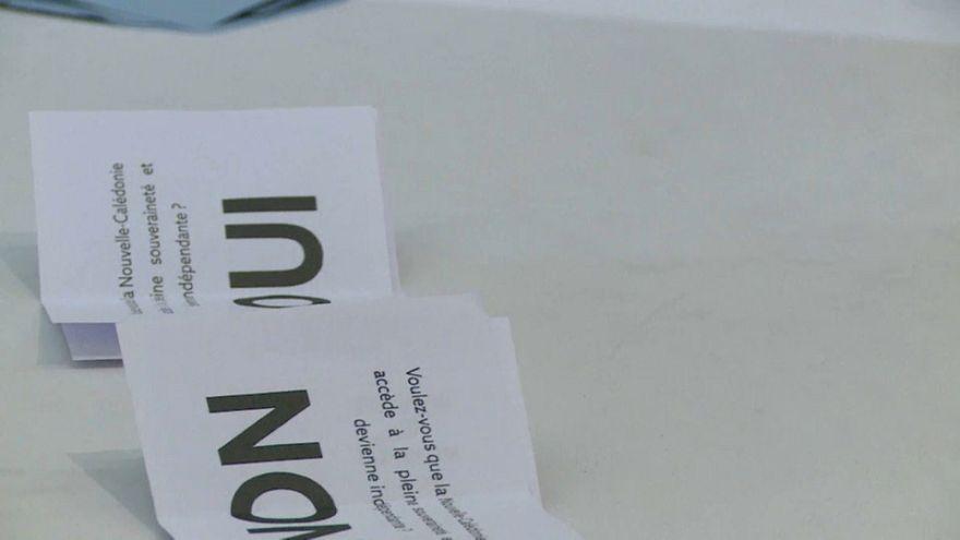 Nueva Caledonia vota 'No' a la independencia de Francia