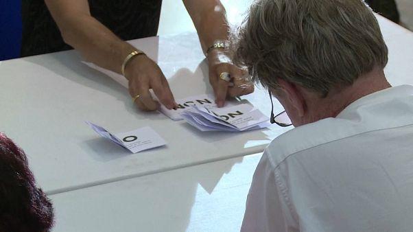 Nlle-Calédonie : le non obtient 56,4% des voix (résultats définitifs)