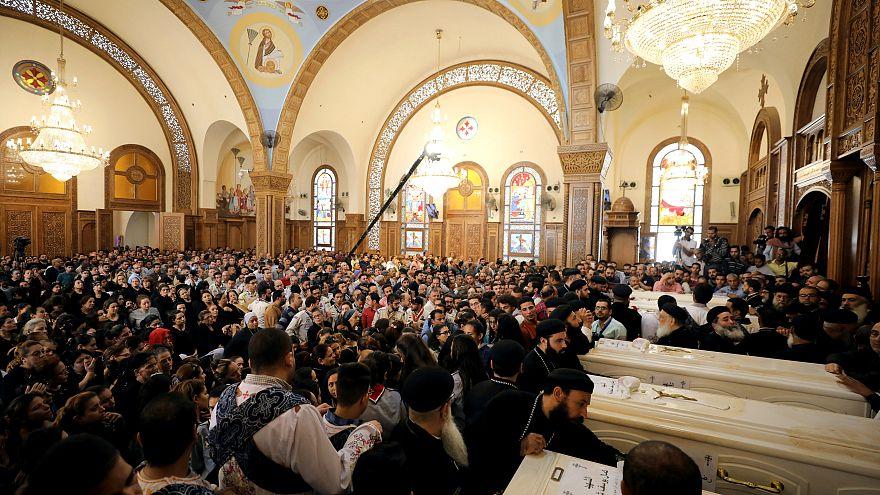 Mısır'da kilise saldırısının ardından 19 militan öldürüldü