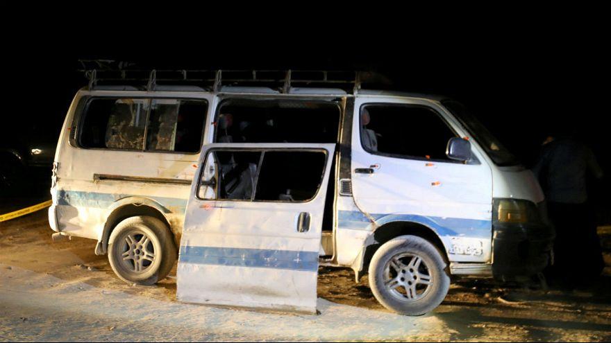 حمله به مسیحیان مصر؛ نیروهای امنیتی ۱۹ اسلامگرا را کشتند