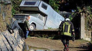 İtalya'da sel ve kaçak yapılaşma felakete sebep oldu: 29 ölü