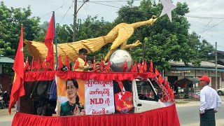 انتخابات میاندورهای میانمار؛ درسی برای حزب آنگ سان سو چی