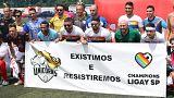 الاستثمار في كرة القدم لمواجهة العنف ضدّ المثليين في الملاعب البرازيلية