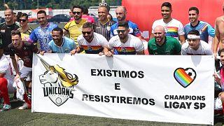 لیگ فوتبال همجنسگرایان در برزیل