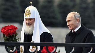 جشن روز ملی وحدت در روسیه