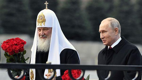 A Nemzeti Egység Napját ünnepli Oroszország