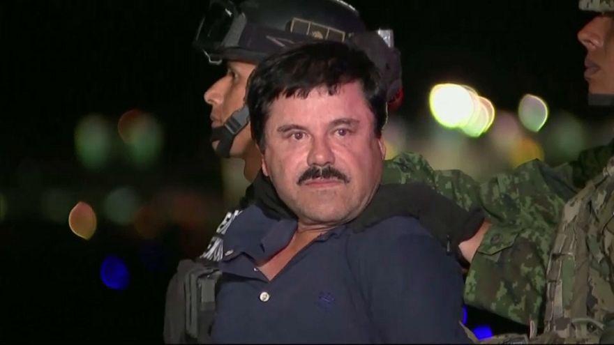 """Hoy arranca el juicio contra """"el Chapo"""" Guzmán"""